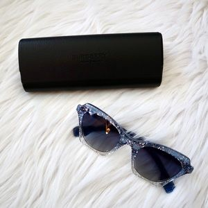 Burberry 49mm Modified Butterfly Sunglasses